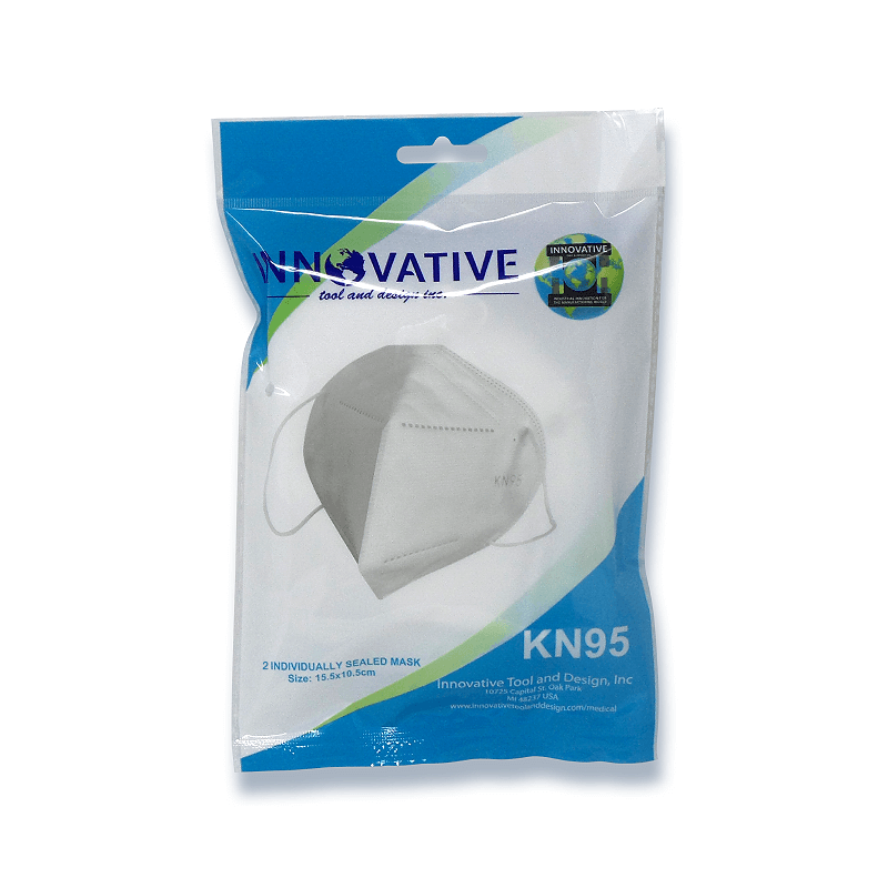Picture of KN95 Masks  100 pcs./box