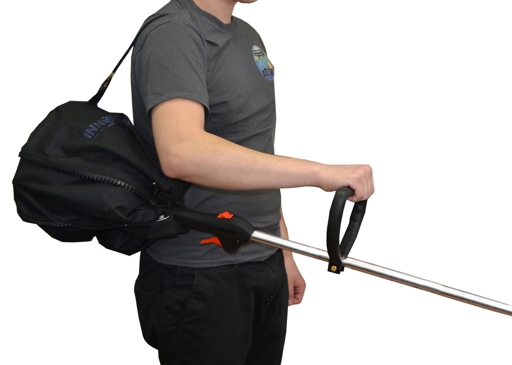 Picture of BLACK Weed Wacker / Trimmer Expandable cover
